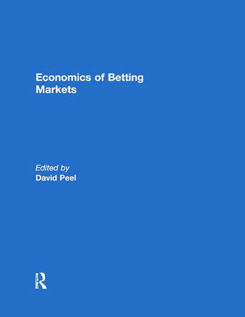 Economics of Betting Markets book cover