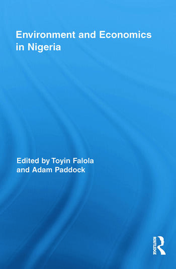 Environment and Economics in Nigeria book cover