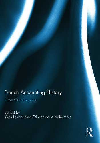 French Accounting History New Contributions book cover