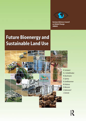 Future Bioenergy and Sustainable Land Use book cover