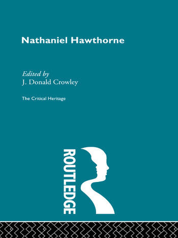 Nathaniel Hawthorne book cover