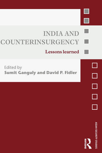 India and Counterinsurgency Lessons Learned book cover