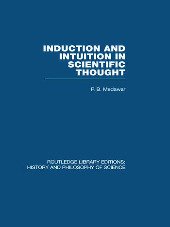 Induction and Intuition in Scientific Thought book cover