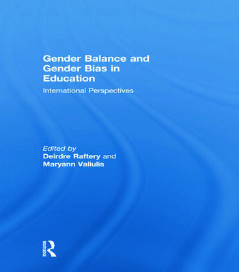 Gender Balance and Gender Bias in Education International Perspectives book cover