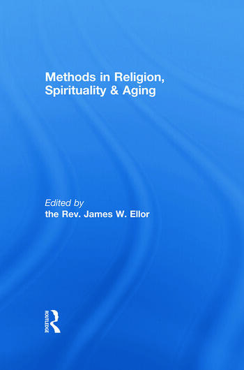 Methods in Religion, Spirituality & Aging book cover