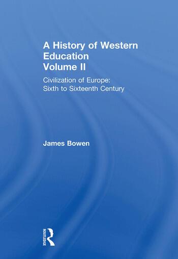 Hist West Educ:Civil Europe V2 book cover