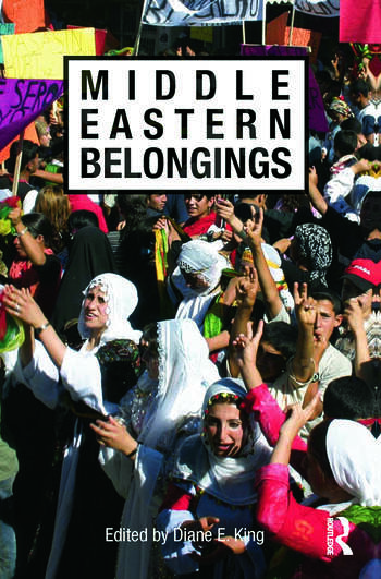 Middle Eastern Belongings book cover