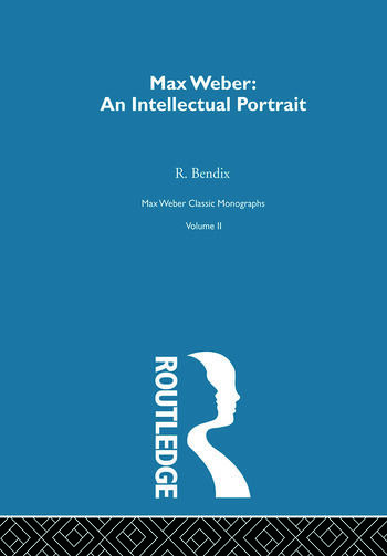 Max Weber:Intelct Portrait V 2 book cover