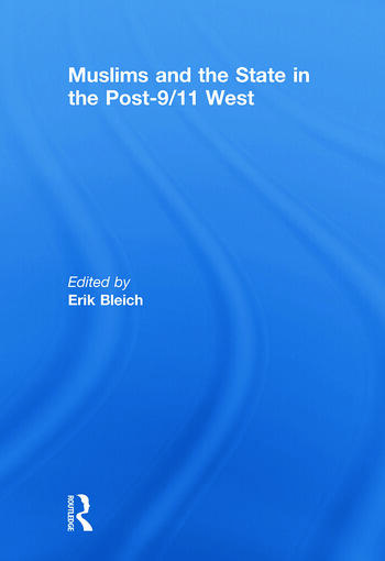 Muslims and the State in the Post-9/11 West book cover