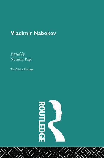Vladimir Nabokov book cover