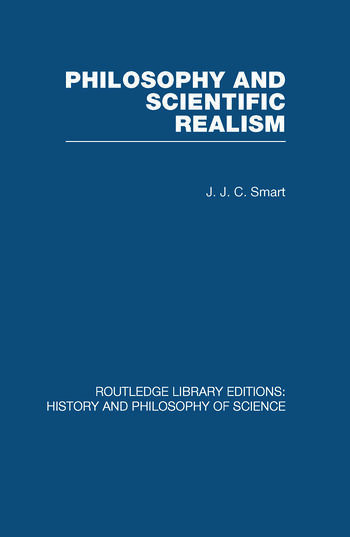 Philosophy and Scientific Realism book cover
