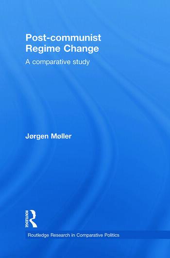 Post-communist Regime Change A Comparative Study book cover