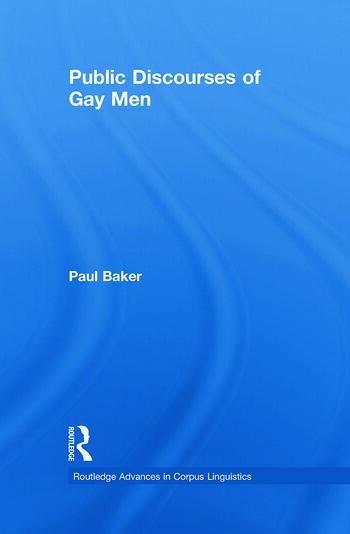 Public Discourses of Gay Men book cover