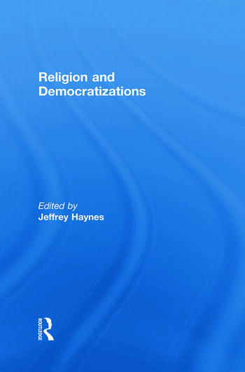 Religion and Democratizations book cover