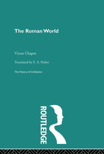 The Roman World book cover