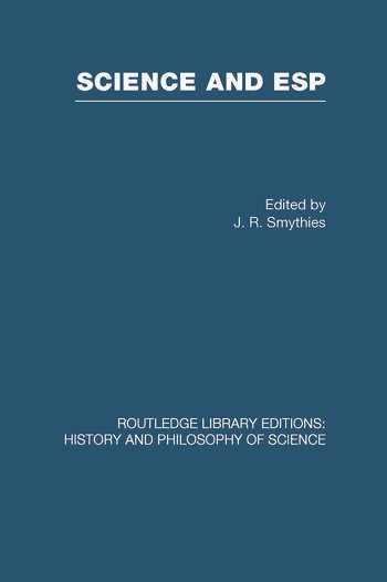 Science and ESP book cover
