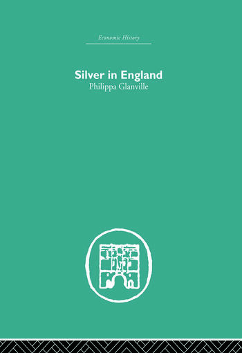 Silver in England book cover