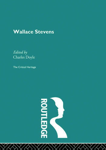 Wallace Stevens book cover