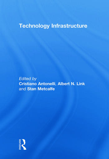 Technology Infrastructure book cover