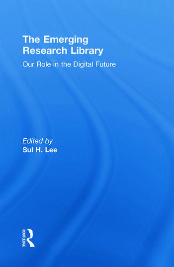 The Emerging Research Library book cover