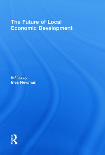 The Future of Local Economic Development book cover