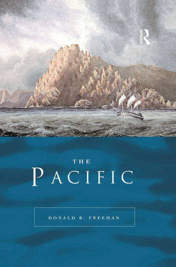The Pacific book cover