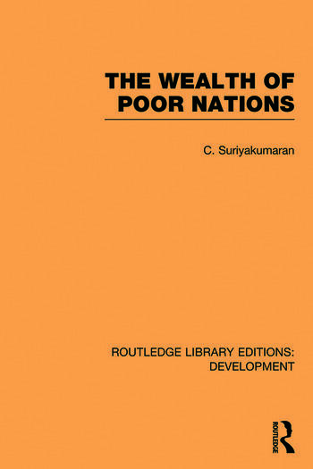 The Wealth of Poor Nations book cover