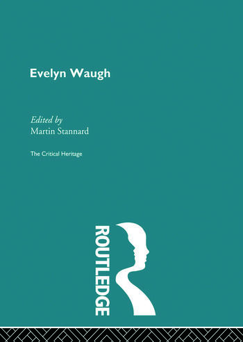 Evelyn Waugh book cover