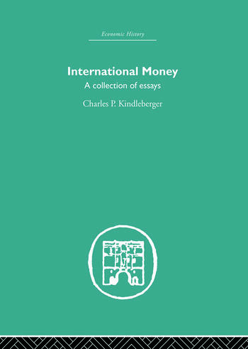 International Money A Collection of Essays book cover