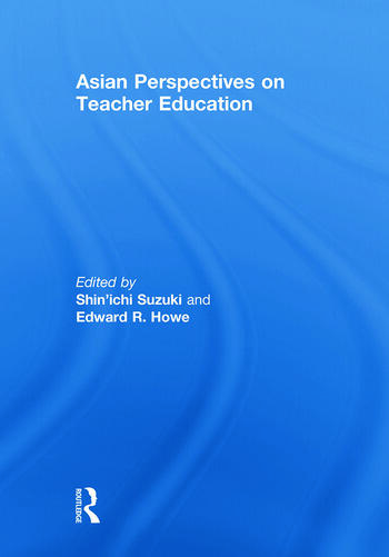 Asian Perspectives on Teacher Education book cover