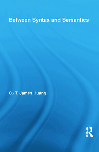 Between Syntax and Semantics book cover