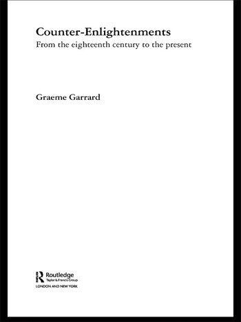 Counter-Enlightenments From the Eighteenth Century to the Present book cover