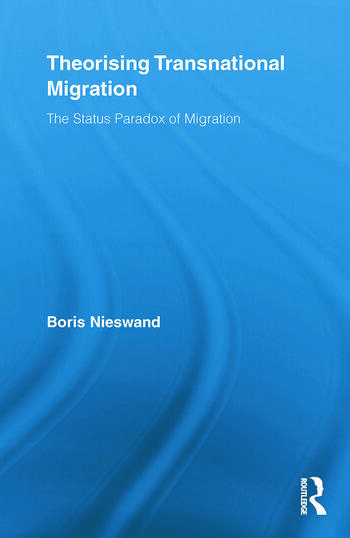 Theorising Transnational Migration The Status Paradox of Migration book cover