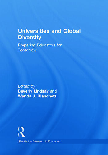 Universities and Global Diversity Preparing Educators for Tomorrow book cover