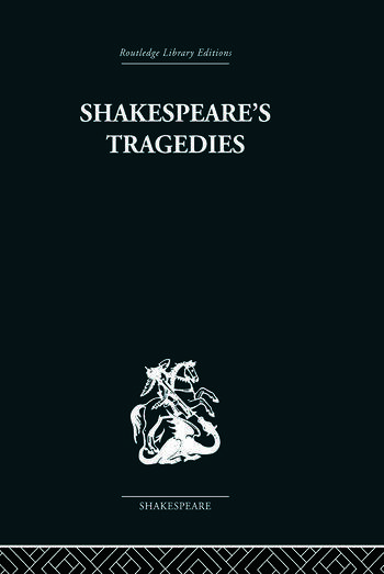Shakespeare's Tragedies book cover