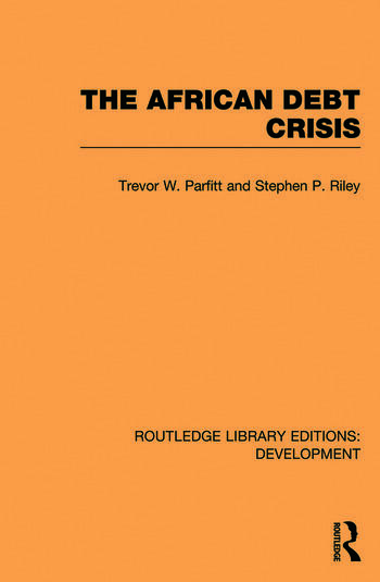 The African Debt Crisis book cover