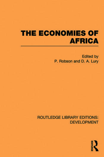 The Economies of Africa book cover