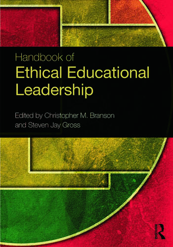 Handbook of Ethical Educational Leadership book cover