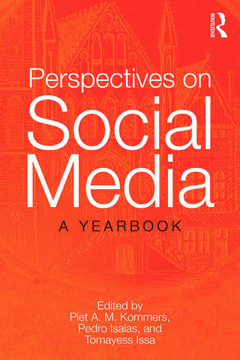 Perspectives on Social Media A Yearbook book cover
