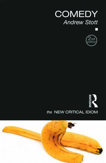 Comedy book cover