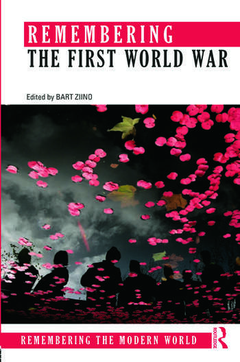 Remembering the First World War book cover