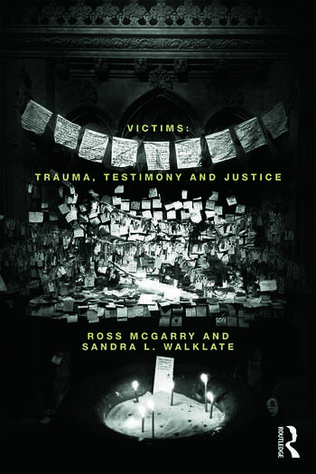 Victims Trauma, testimony and justice book cover