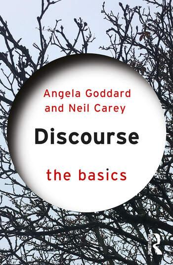 Discourse: The Basics book cover