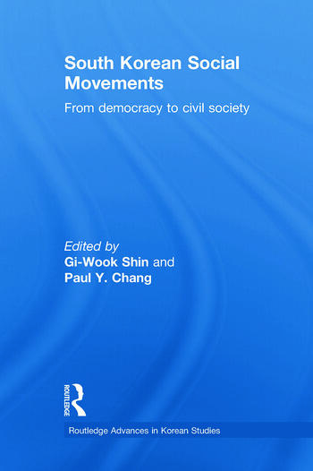 South Korean Social Movements: From Democracy to Civil Society