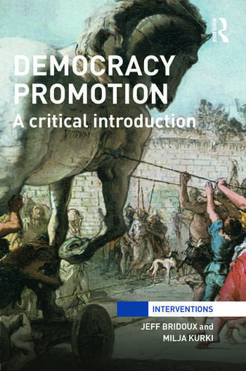 Democracy Promotion A Critical Introduction book cover