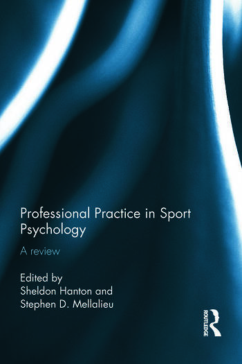 Professional Practice in Sport Psychology A review book cover