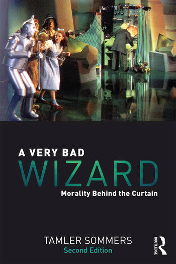 A Very Bad Wizard Morality Behind the Curtain book cover