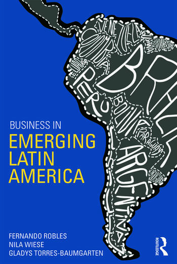 Business in Emerging Latin America book cover