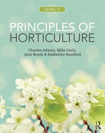 Principles of Horticulture: Level 2 book cover