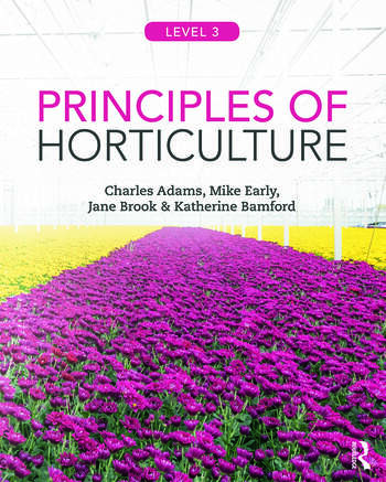 Principles of Horticulture: Level 3 book cover